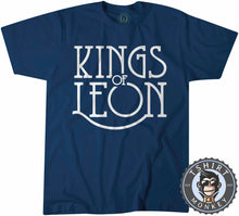 Load image into Gallery viewer, Kings of Leon Inspired Tshirt Mens Unisex 0347