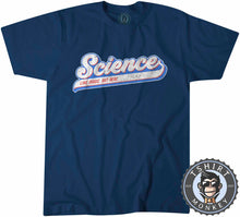 Load image into Gallery viewer, Science Like Magic But Real Retro Style Graphic Statement Tshirt Mens Unisex 1280