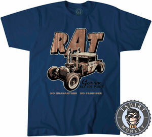 Rot Rods No Guarantee Tshirt Mens Unisex 0035