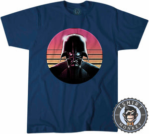 The Dark Side - Vader Tshirt Kids Youth Children 2935