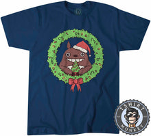 Load image into Gallery viewer, Wishing You A Merry Christmas Tshirt Kids Youth Children 2850
