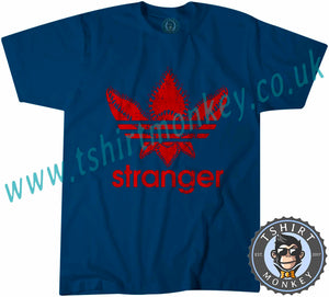 Stranger Things Parody T-Shirt Unisex Mens Kids Ladies