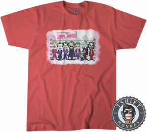 The Usual Jokers Tshirt Kids Youth Children 2988