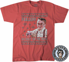 Load image into Gallery viewer, Fuller Go Easy Home Alone Ugly Sweater Christmas Tshirt Kids Youth Children 2985