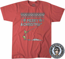 Load image into Gallery viewer, Merry Christmas? Ugly Sweater Tshirt Kids Youth Children 2890