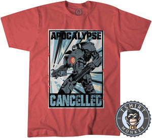 Apocalypse Cancelled Tshirt Kids Youth Children 0272