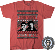 Load image into Gallery viewer, Wet Bandits Ugly Sweater Christmas Tshirt Kids Youth Children 1677