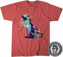 Load image into Gallery viewer, Magical Dinosaur Tshirt Kids Youth Children 2921
