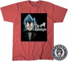 Load image into Gallery viewer, The God Saiyan Tshirt Kids Youth Children 0109