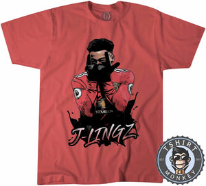 J-lingz - Jesse Lingard Inspired Tshirt Kids Youth Children 0156