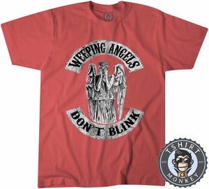 Weeping Angels Tshirt Kids Youth Children 0224