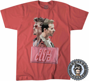 Fight Club Vector Art Tshirt Kids Youth Children 0327