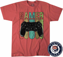 Load image into Gallery viewer, Retro Style Gamer Inspired Vintage Tshirt Kids Youth Children 1075