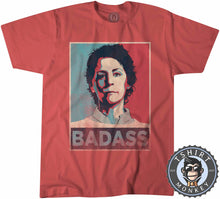 Load image into Gallery viewer, Carol Peletier Badass Halftone Hope Inspired Tshirt Kids Youth Children 0196