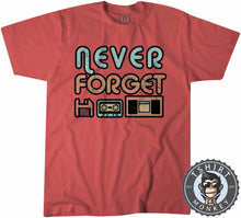 Load image into Gallery viewer, Never Forget Retro Classic Vintage Tshirt Kids Youth Children 1107