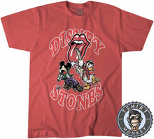 Load image into Gallery viewer, Disney Stones Tshirt Kids Youth Children 0130