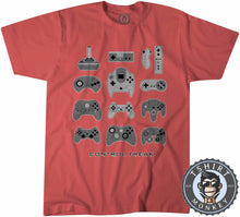 Load image into Gallery viewer, Control Freak - Game Controller Inspired Classic Gaming Tshirt Kids Youth Children 1289