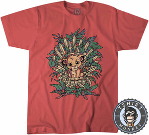 The King Lion Simba Cute Cartoon Movie Inspired Tshirt Shirt Kids Youth Children 2367