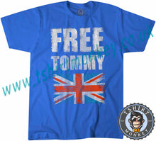 Load image into Gallery viewer, Free Tommy T Shirt T-Shirt Unisex Mens Kids Ladies