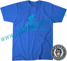 Load image into Gallery viewer, This Is How I Roll Cyclist T-Shirt Unisex Mens Kids Ladies - TeeTiger