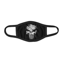 Load image into Gallery viewer, Punisher Negative Space Art Graphic Face Mask Facemask Kids Child Adults Unisex M0086
