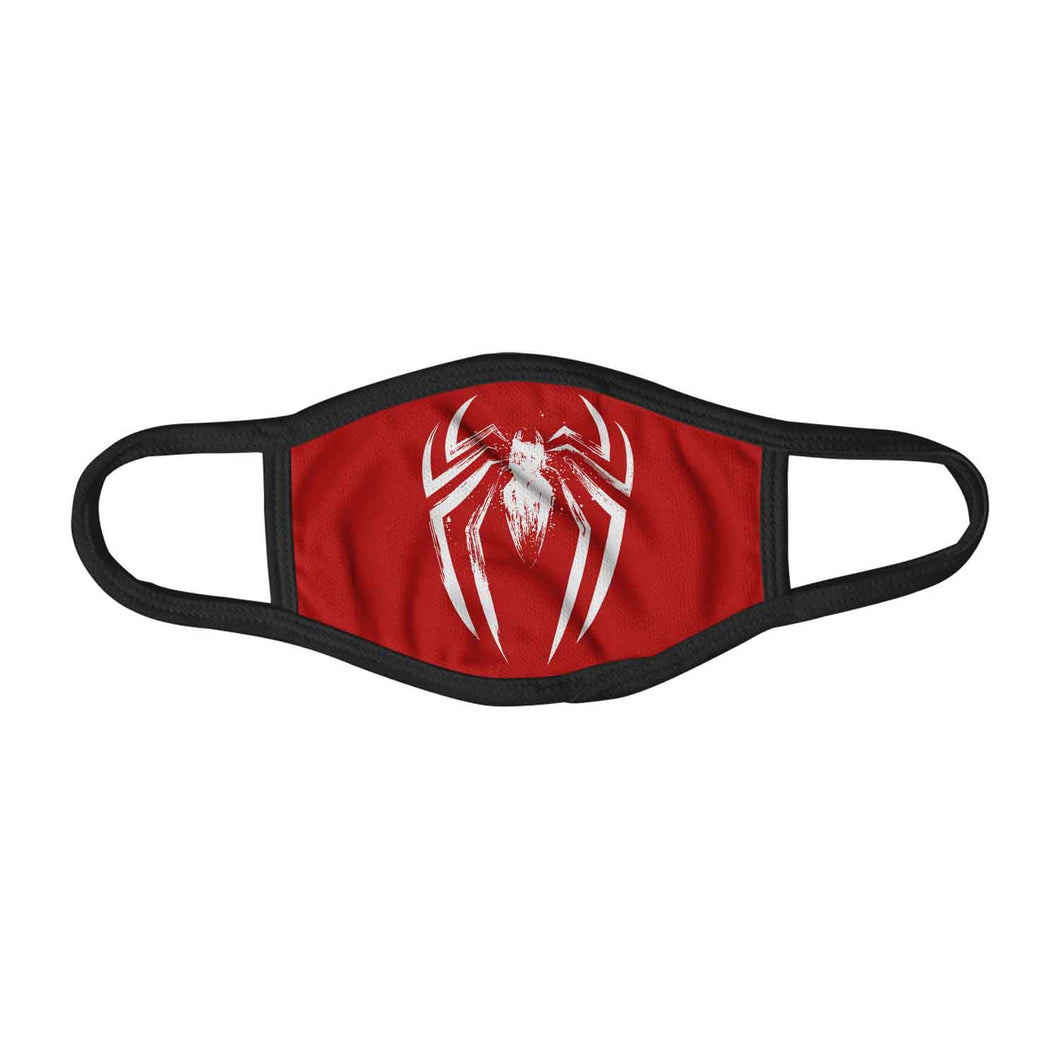 Spidey Logo Movie Inspired Graphic Face Mask Facemask Kids Child Adults Unisex M0087