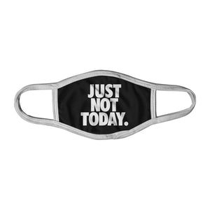 Just Not Today Funny Meme Lazy Statement Face Mask Facemask Kids Child Adults Unisex M0092