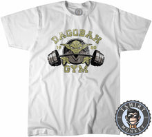Load image into Gallery viewer, Dagobah Gym Tshirt Mens Unisex 0187