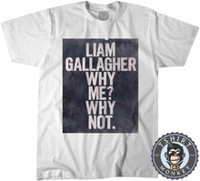 Load image into Gallery viewer, Why Me Why Not Tshirt Kids Youth Children 0433