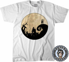 Load image into Gallery viewer, Jack And Sally - Christmas Halloween Movie Inspired Tshirt Kids Youth Children 1058