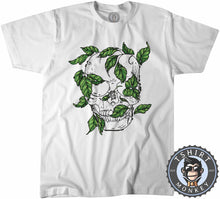 Load image into Gallery viewer, Skull Inspired Graphic Illustration Tshirt Shirt Mens Unisex 1918