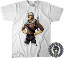 Load image into Gallery viewer, Ninja Fan Art Tshirt Mens Unisex 0312