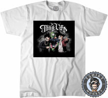 Load image into Gallery viewer, Thug Life Z Tshirt Mens Unisex 0105