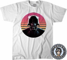 Load image into Gallery viewer, The Dark Side - Vader Inspired Tshirt Mens Unisex 2935