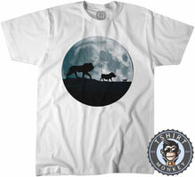 Load image into Gallery viewer, Moonlight in the Wild Tshirt Mens Unisex 0352