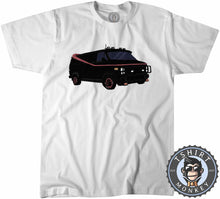 Load image into Gallery viewer, A Team Van Tshirt Mens Unisex 0143