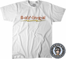 Load image into Gallery viewer, Math Inspired Blazinga Big Bang Theory Graphic Tshirt Kids Youth Children 1268