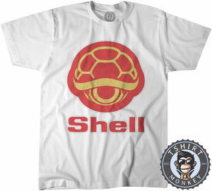 Turtle Shell Meme Mashup Funny Tshirt Kids Youth Children 1204