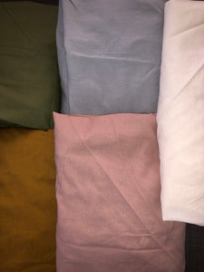 Organic Cotton Cot Fitted sheets - littledreamer.interiors