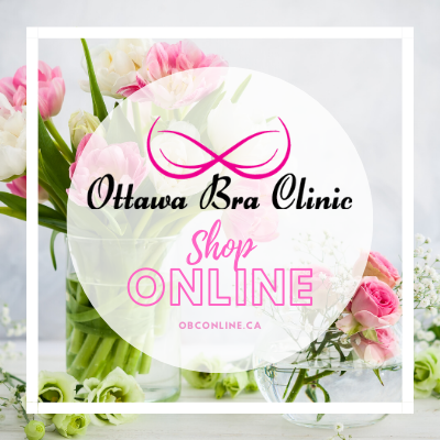 Ottawa Bra Clinic Online Store Icon for Compression Garments and Tab Bras, Energywear