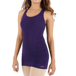 WOMEN'S SPORT TANK WITH BRA - 3 Colours - Small to 2X