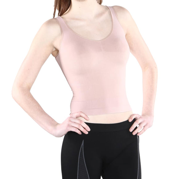 ENERGYWEAR INVISIBLE TANK TOP (WOMEN'S) - 7 Colours! Small to 2X