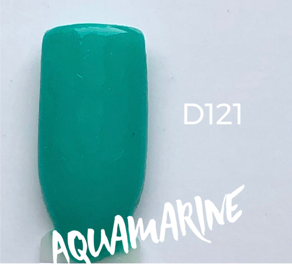 Nail Dip Powder, Aquamarine-D121