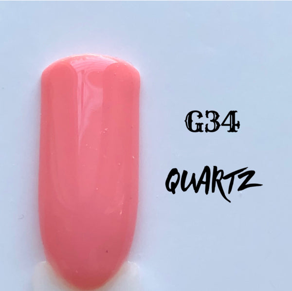UV Gel Polish-Quartz G34