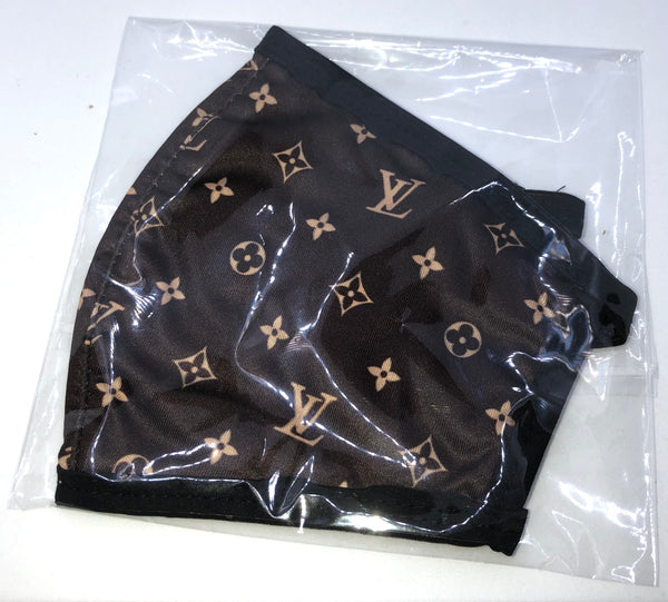 Louis  Vuitton Reusable Face mask