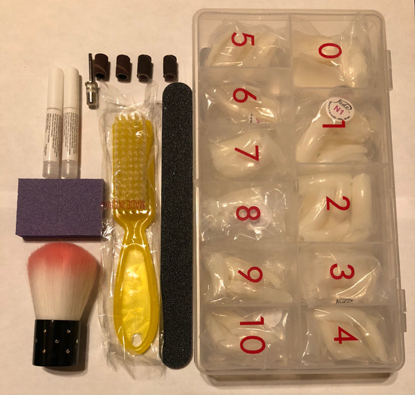 Nail Extension Tool kit