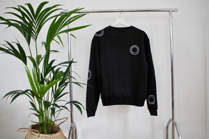 Le sweat Noir/Blanc