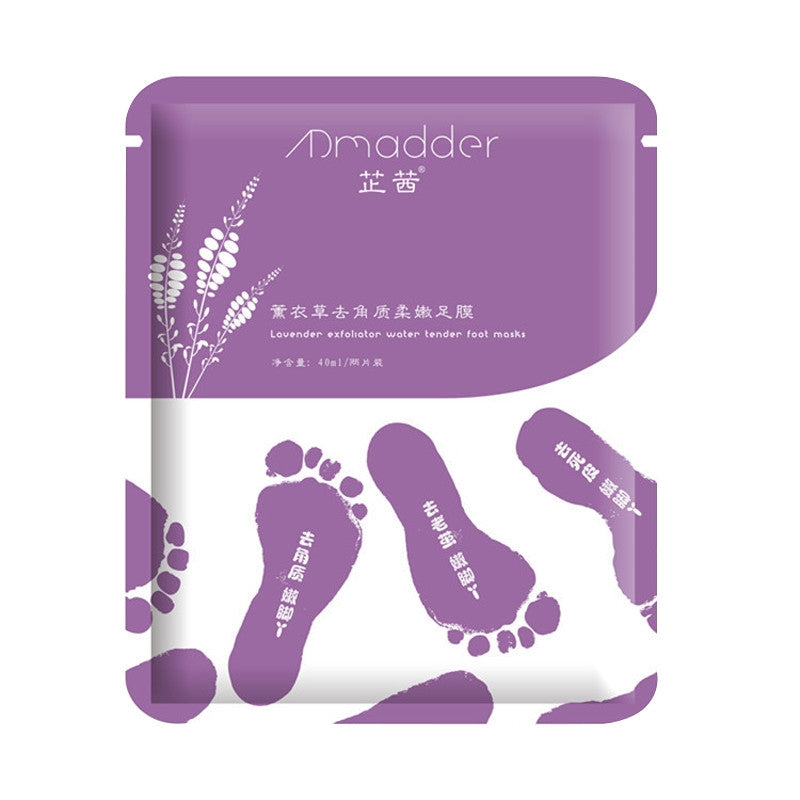 Pack of Feet Mask Peeling Feet Peel Care Beauty Feet Exfoliating Membrane Patch