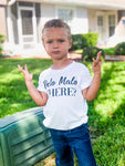 Kids Pelo Malo Where? T-Shirt