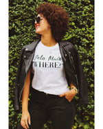 Pelo Malo Where? T-Shirt
